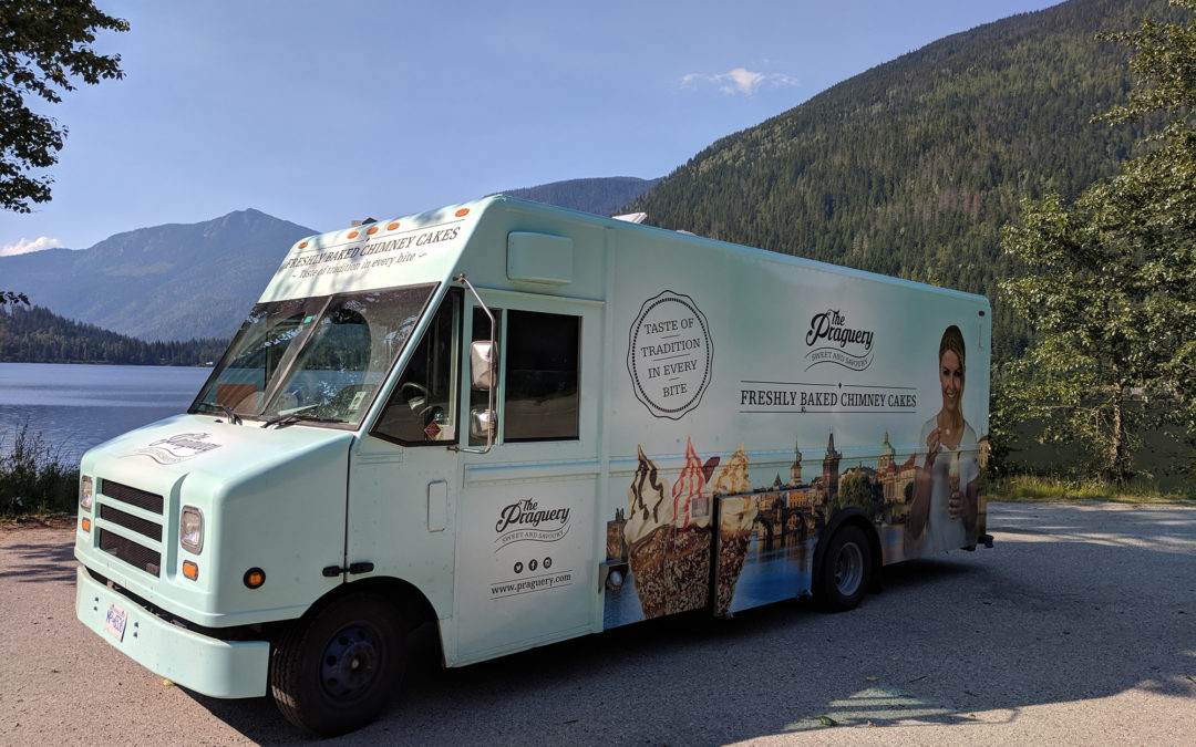 The Praguery's 2nd food truck is arriving June 2019