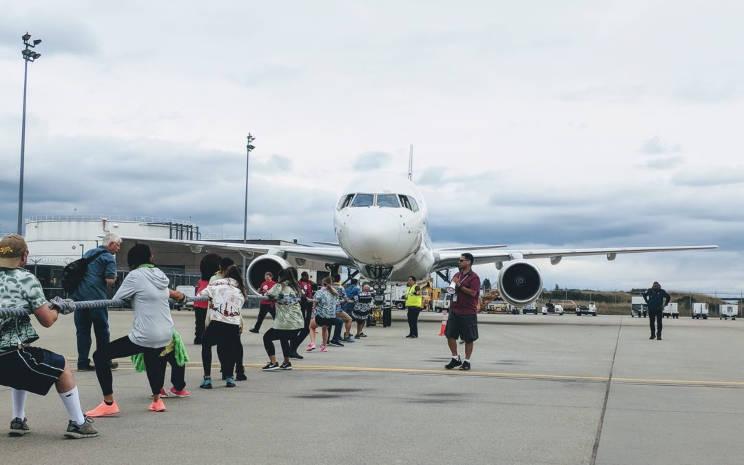 Join us at the Plane Pull for Sight event on July 7th